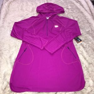 Speedo hoodie coverup size XL